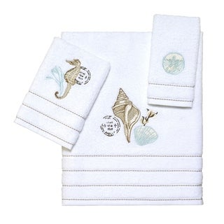 Link to Farmhouse Shell 3 Pc Towel Set Similar Items in Towels