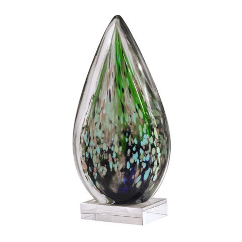 Livie Handcrafted Art Glass Sculpture