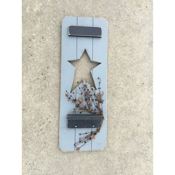 Country-Style Star Shutter