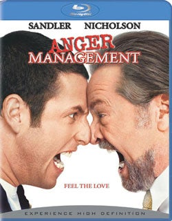 Anger Management (Blu-ray Disc)