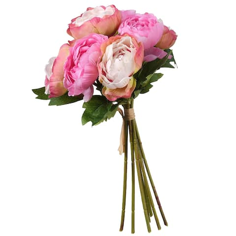 "11"" Pink Peonies Bundle"