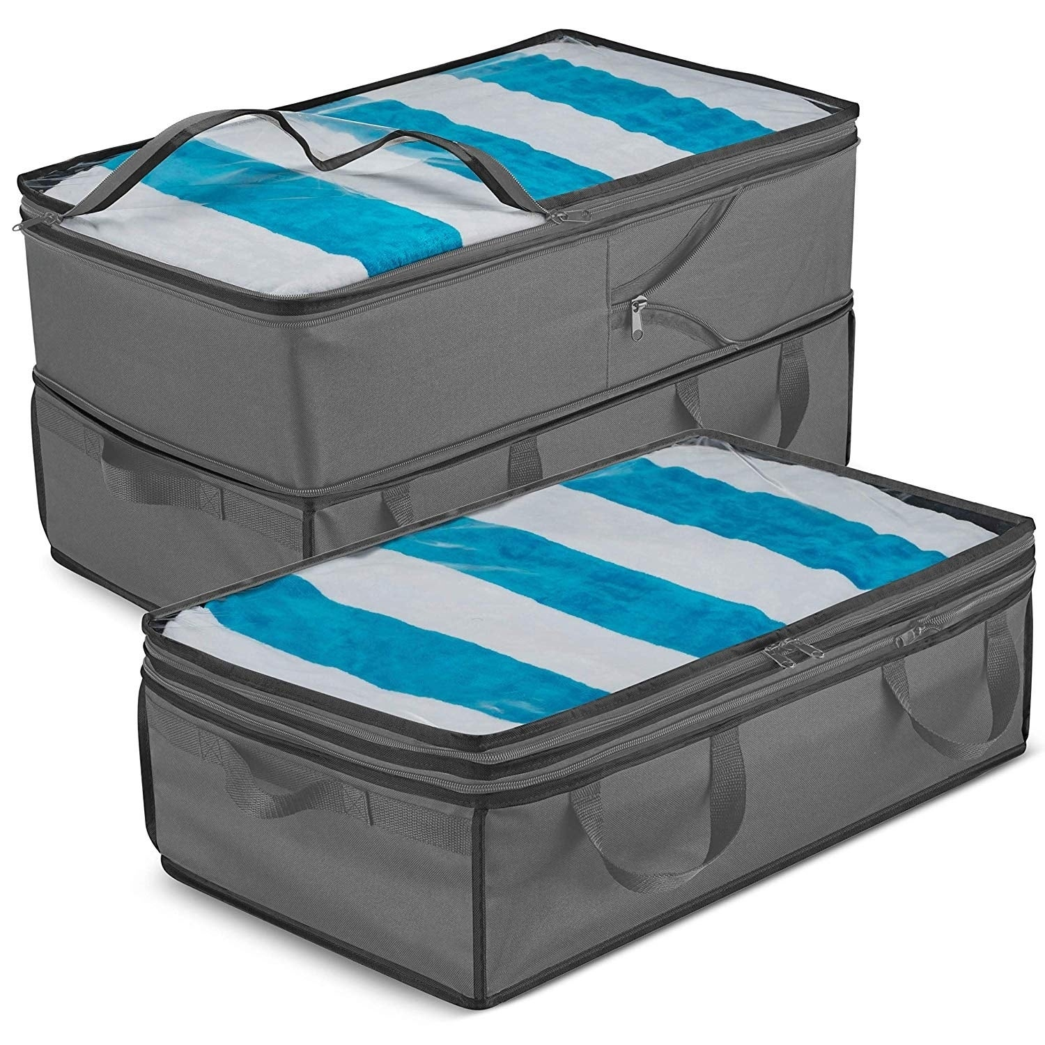 Large Capacity Clothes Storage Bags