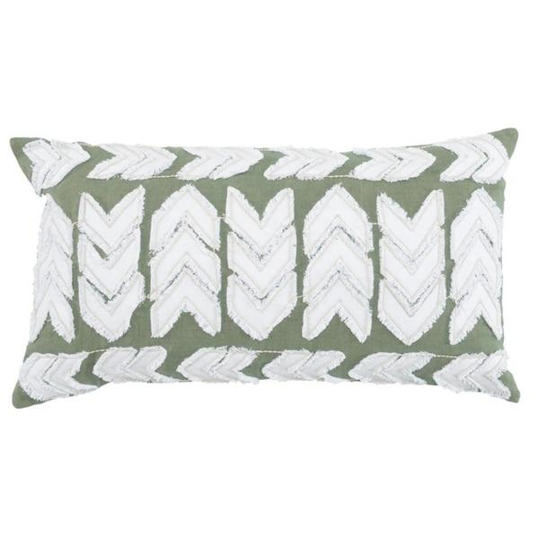 """Kosas Home Winnett 100% Linen 14""""x 26"""" Throw Pillow"""