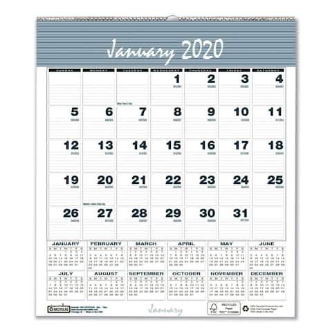 House Of Doolittle Bar Harbor Wall Calendar, Jan-Dec