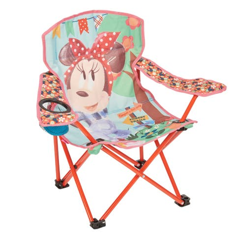 Disney Minnie Mouse Kids' Folding Chair