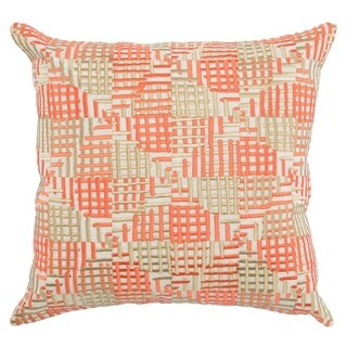 Kosas Home Alberta 100% Linen 20-inch Throw Pillow
