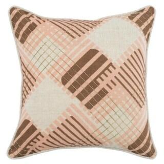 Kosas Home Dean 100% Linen 18-inch Throw Pillow