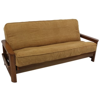 Micro Suede Futon Cover with Double Cording