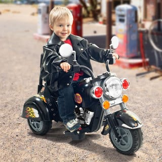 Lil' Rider 3 Wheel Chopper Kids Battery Powered Ride On Motorcycle Toy|https://ak1.ostkcdn.com/images/products/3063576/P11201247.jpg?impolicy=medium