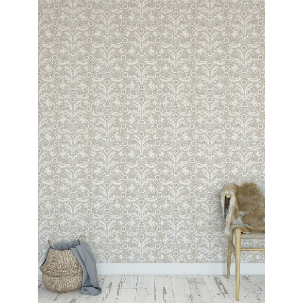 Buy Floral Peel And Stick Wallpaper Online At Overstock Our
