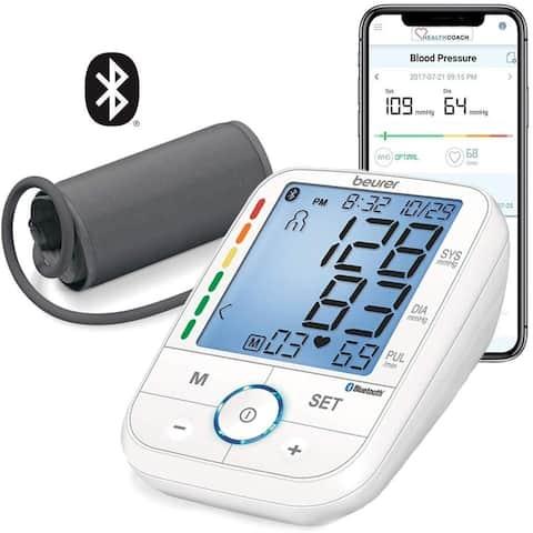 Beurer Bluetooth Upper Arm Blood Pressure Monitor, BM67