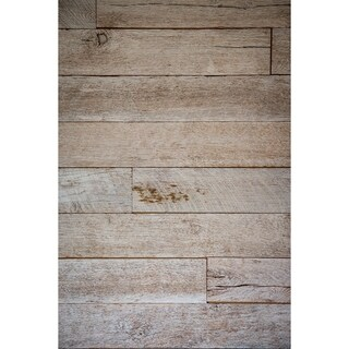 Link to Reclaimed Wood Wall Planks Whitewashed 10 Square Feet Similar Items in Wall Coverings