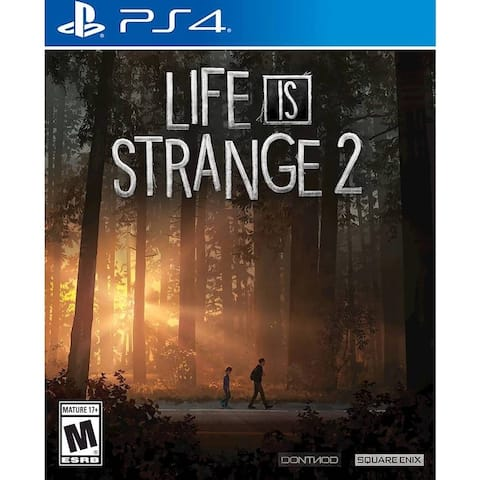 Life is Strange 2 English PS4
