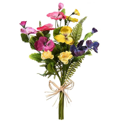 "16"" Spring Flower Bundle"