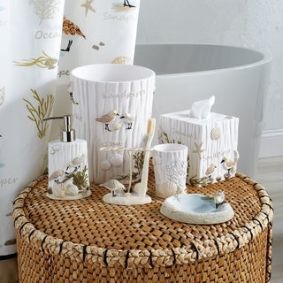Link to Destinations Bird Haven Bath Accessories Similar Items in Toothbrush Holders