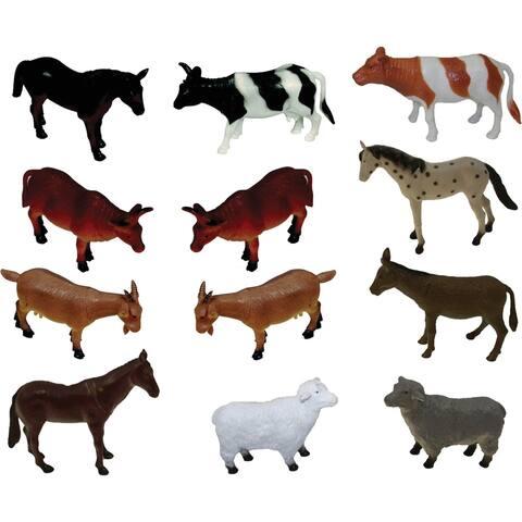 Get Ready Kids Farm Animals Playset