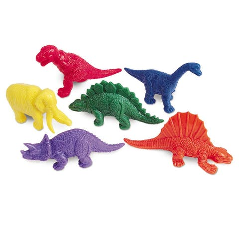 Learning Resources® Mini Dino Counters, Pack of 108