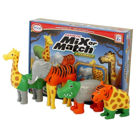 Popular Playthings® Magnetic Mix or Match Animals