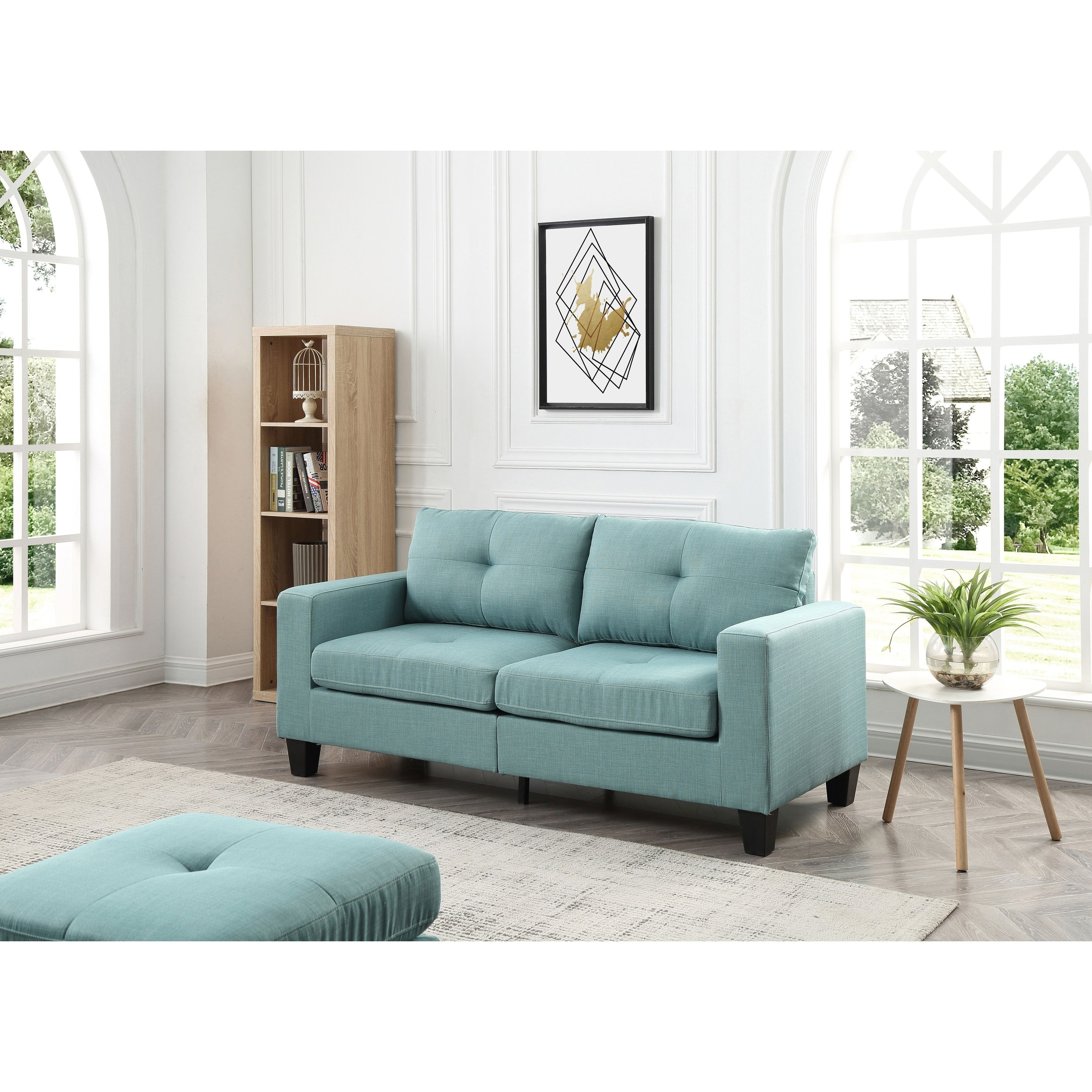 Newbury Modular Fabric Living Room Sofa