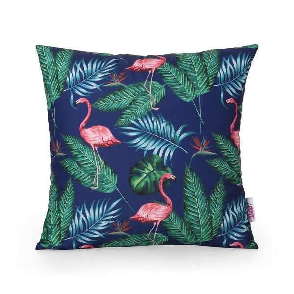 Saltus Modern Indoor Throw Pillow by Christopher Knight Home