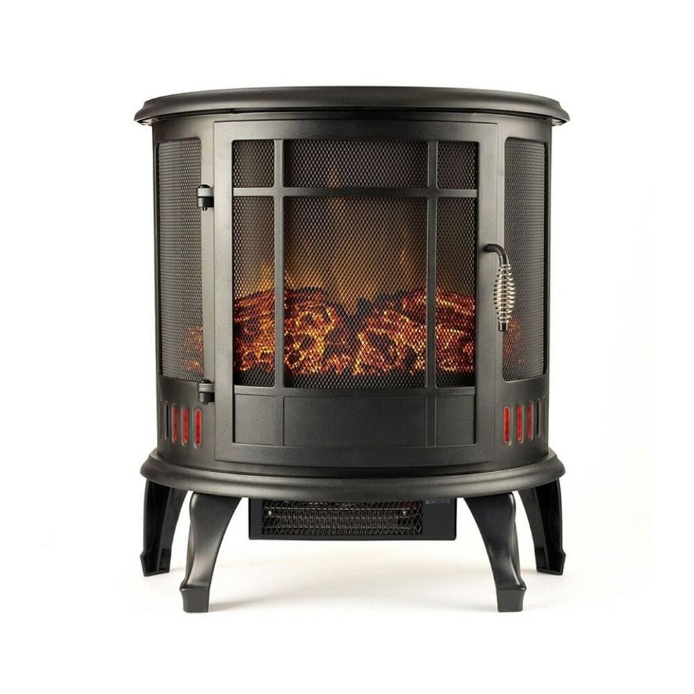 Ceramic Tabletop Fireplace Heater