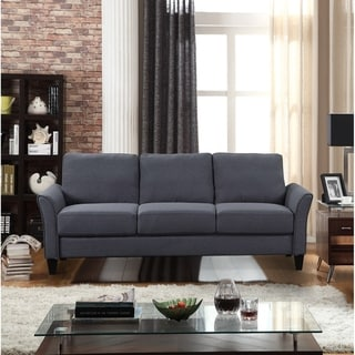 Porch & Den Oster Polyester-blend Upholstered Sofa