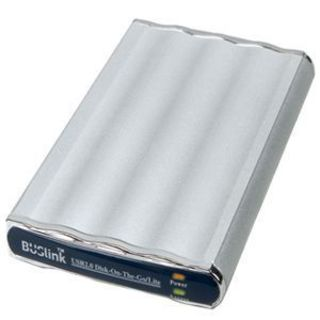"Buslink Disk-On-The-Go DL-250-U2 250 GB 2.5"" External Hard Drive"