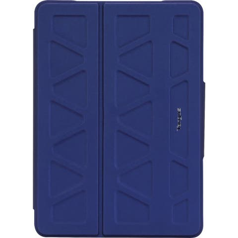 "Targus Pro-Tek THZ85202GL Carrying Case (Folio) for 10.2"" to 10.5"" Apple iPad Pro, iPad Air, iPad (7th Generation) Tablet - Blu"