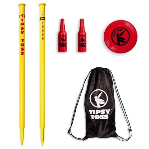 GoSports Tipsy Toss Game Set