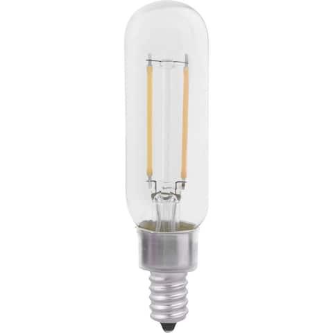"""T8 4W LED Accessory Bulb - 4.331"""" x 1.378"""" x 1.378"""""""