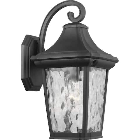 "Marquette Collection One-Light Medium Wall Lantern with DURASHIELD - 11.810"" x 18.900"" x 12.990"""