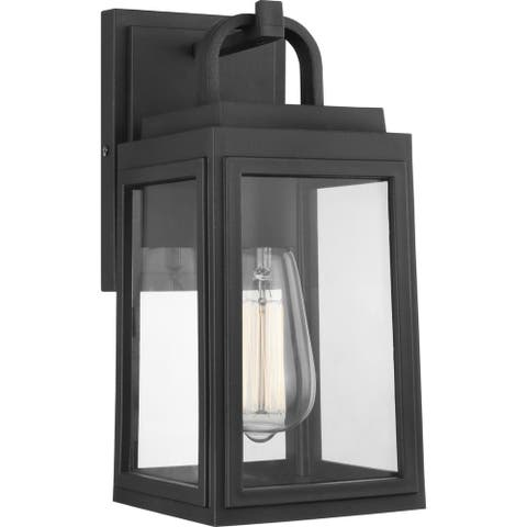 "Grandbury Collection One-Light Small Wall Lantern with DURASHIELD - 9.840"" x 13.780"" x 9.060"""