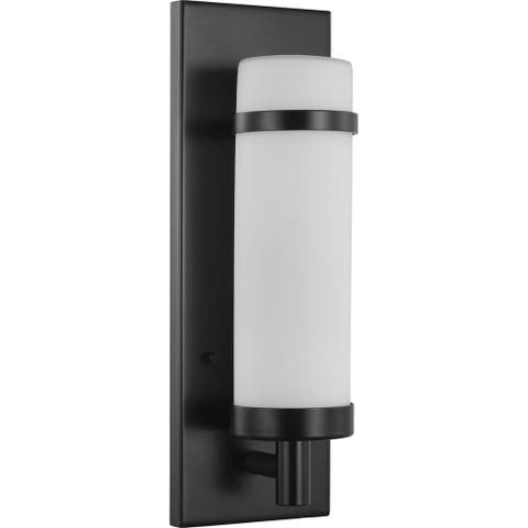 Hartwick Collection Black One-Light Wall Sconce