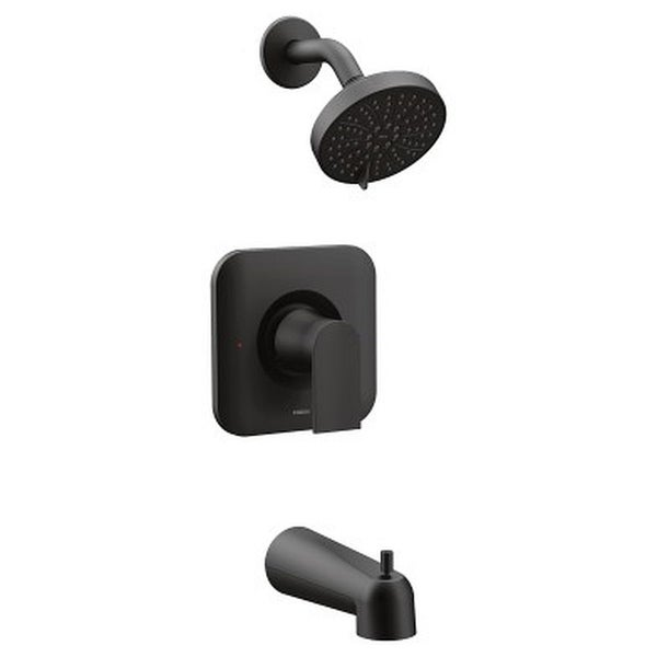 Moen Genta 1.75-GPM Wall-Mounted Tub and Shower Trim with Watersense