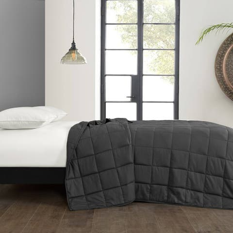 Well Being Solid Weighted Blanket