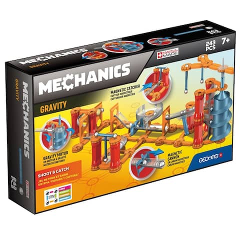 Geomag Mechanics Gravity Set, Shoot & Catch