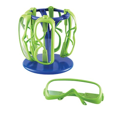 Learning Resources® Primary Science Safety Glasses with Stand