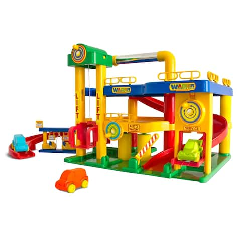 Wader Quality Toys Garage No. 1 Play Set