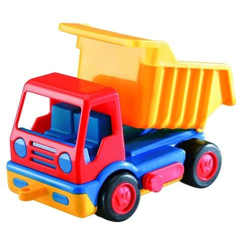 Lena Toys Basics Dump Truck