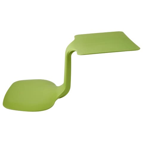 ECR4Kids The Surf, Portable Work Surface, Light Green