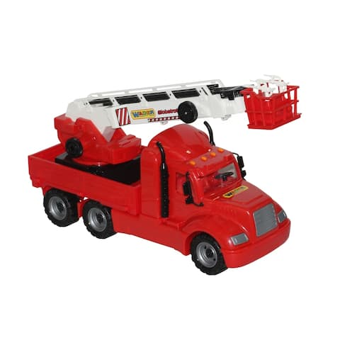 Wader Quality Toys Fire Truck