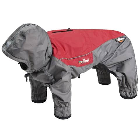 Dog Helios 'Arctic Blast' Full Bodied Winter Dog Coat w/ Blackshark Tech