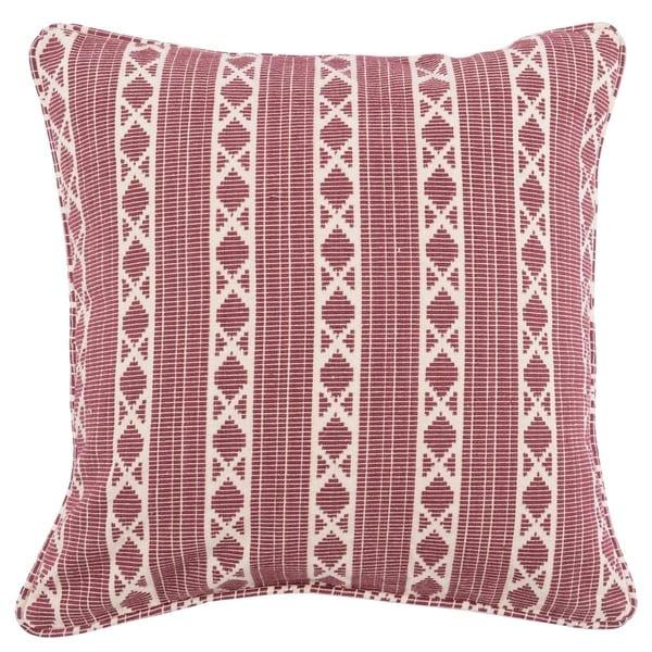 Kosas Home Carlisle 100% Cotton 22-inch Throw Pillow