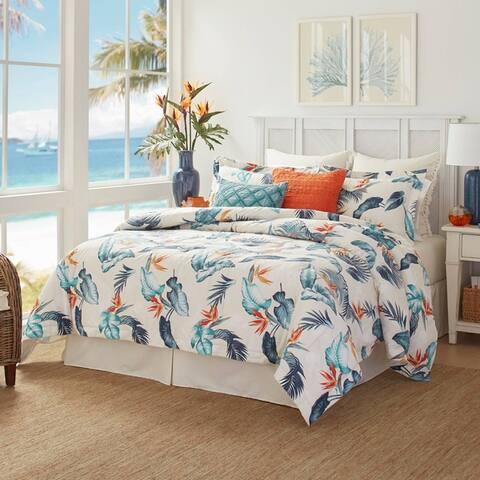 Tommy Bahama Birdseye View Comforter Set