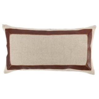 "Kosas Home Mavis 100% Linen 14""x 26"" Throw Pillow"