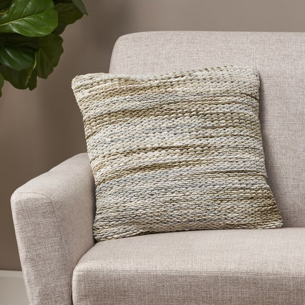 Brendan Boho Fabric Throw Pillow by Christopher Knight Home