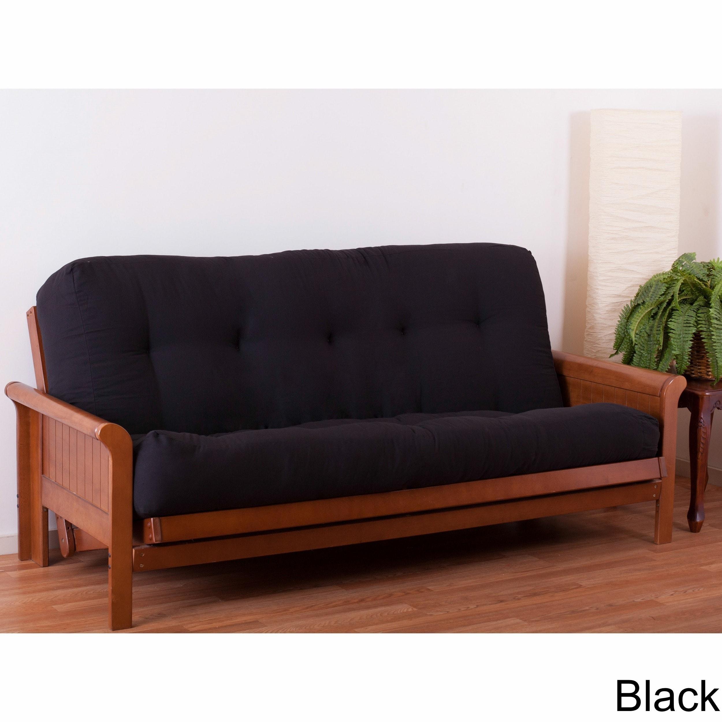 Black Futons Online At Com Our Best Living Room Furniture Deals