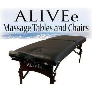 ALIVEe Signature II Black Dark Massage Table