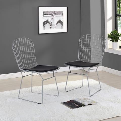 Saturno Retro Chair, Set of 2 - N/A