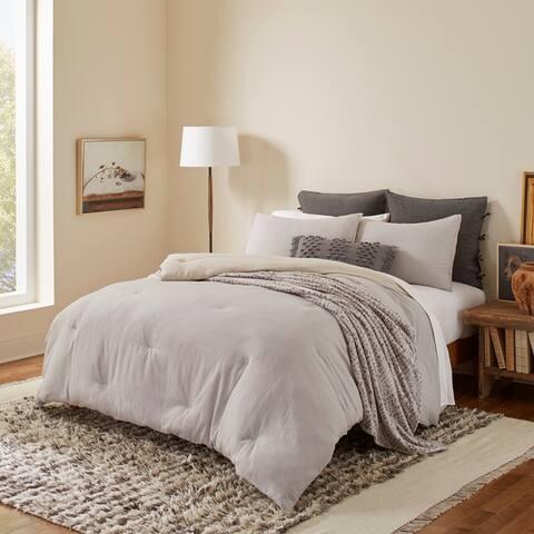 ED by DeGeneres Washed Cotton Comforter Set